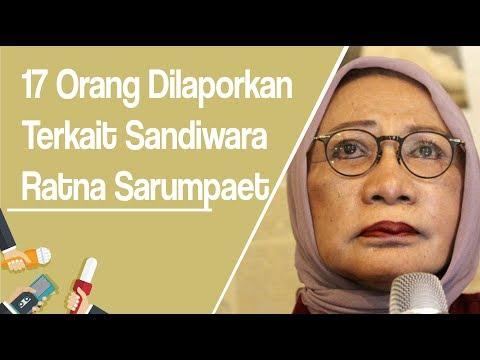 17 Tokoh Dilaporkan ke Polisi Terkait Sandiwara Ratna Sarumpaet, dari Dahnil Anzar hingga Prabowo