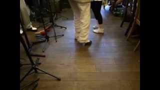 JiveHoot playing High Heel Sneekers at The Robert Gillow