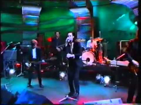 Nick Cave - Red Right Hand - Jules Holland 1994