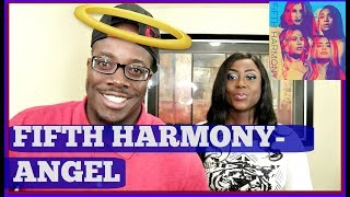 Fifth Harmony - Angel | Couple Reacts