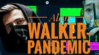 Alan walker -Pandemic_remake fl studio mobile ....