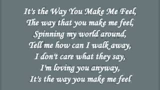 It's The Way You Make Me Feel Steps Karaoke with backing vocals [Official]