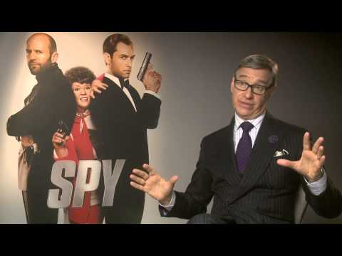 Spy   Paul Feig On The Influences Behind Spy   2015