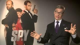 Spy | Paul Feig On The Influences Behind Spy | 2015