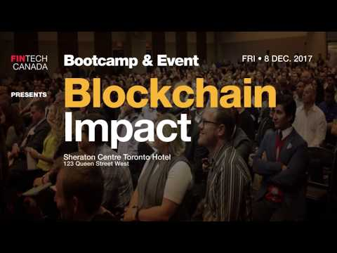 13  BLOCKCHAIN IMPACT   Main Room   Matthew Spoke   Session 13