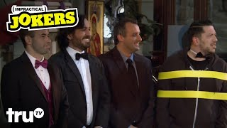 Impractical Jokers - Best Punishments April Fools' Day (Mashup) | truTV