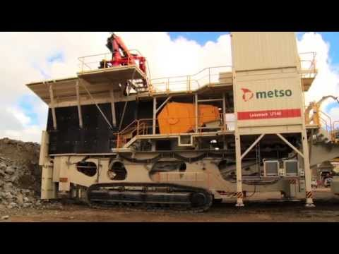 A Crushing Victory for Sydney - Boral partners with Metso to build the city's future
