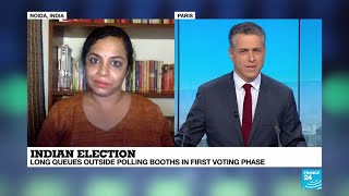 Polls are open: India elections special