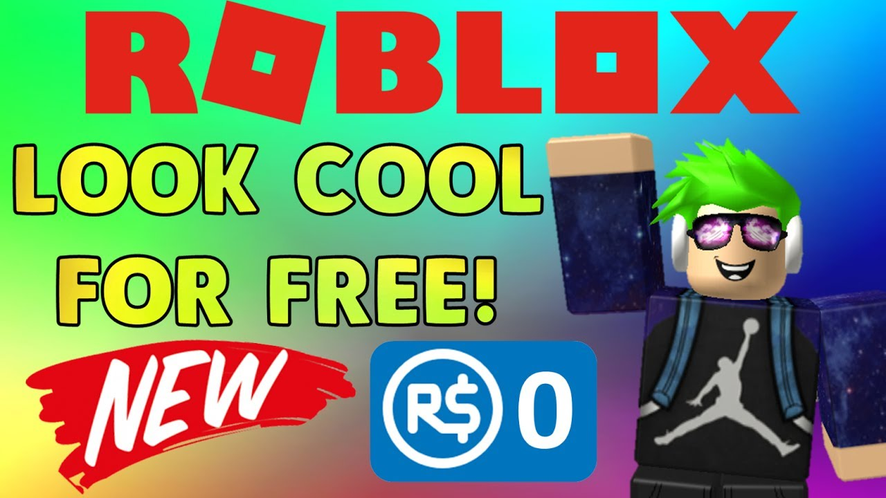 Cool Free Avatar Roblox Roblox Make Your Avatar Look Awesome For Free 0r Youtube