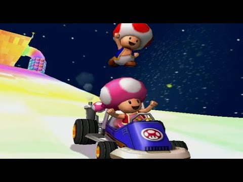 Mario Kart Double Dash - 150cc Special Cup (Toad and ... - photo#2