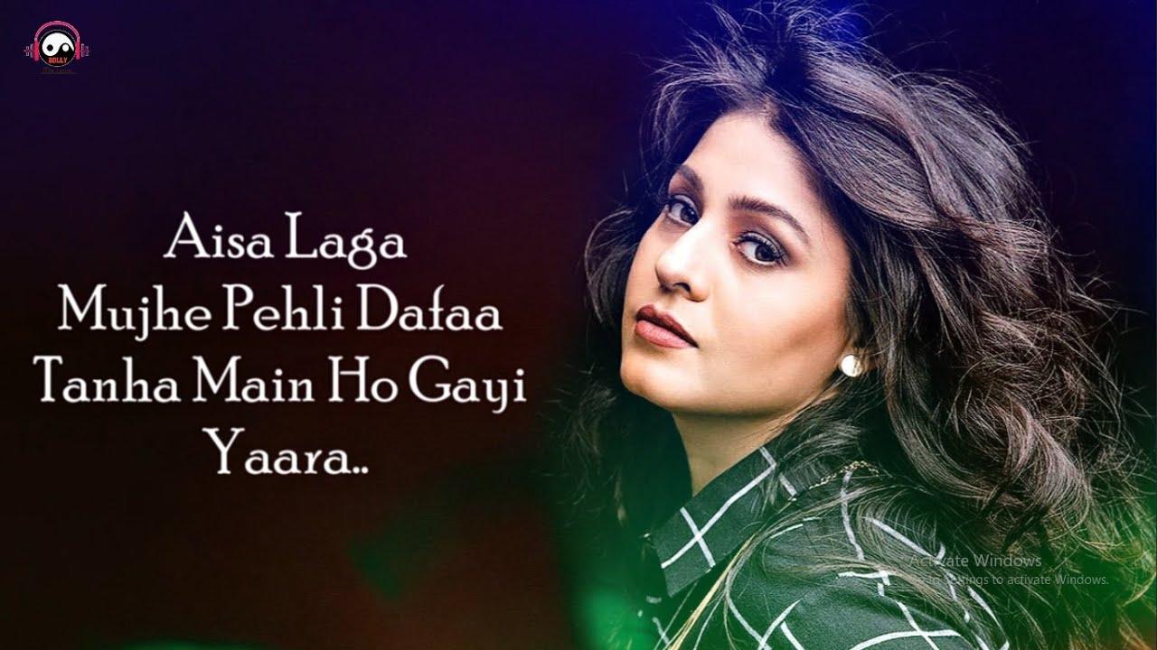 Download Tu Zaroori (Lyrics) video - ZiD |Mannara, Karanvir|Sunidhi Chauhan, Sharib Sabri|Sharib Toshi