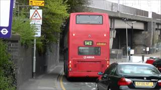 (HD) London Bus Observations Part 1 | March - May 2013.