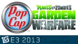 Plants vs. Zombies: Garden Warfare Interview - TGS at E3 2013