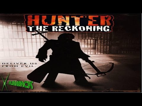 A VF Hunter Halloween: Hunter: The Reckoning