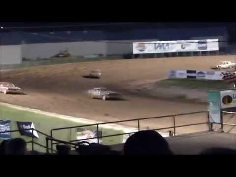 Hibbing Raceway ENDURO -End of Race-September 15,2015