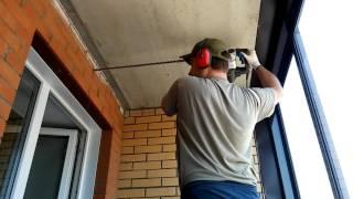 Будни электрика: Бурим 700 мм стены(, 2016-08-05T14:08:26.000Z)