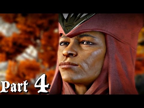 Dragon Age: Inquisition - Part 4 (Hinterlands / Crossroads / Witchwood Apostates / Veil Artifact)