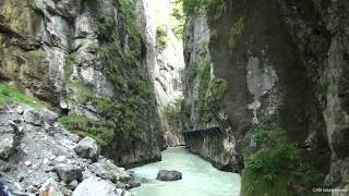 Aareschlucht bei Meiringen yt:quality=high HD video