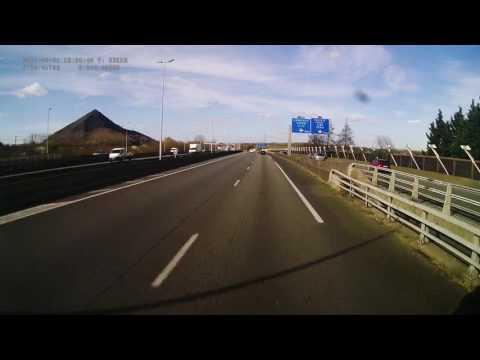 France. Motorway A1, 171-210 km. 2017-03, 1x