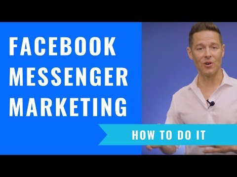 Simple Facebook Messenger Marketing Strategies (That Work)
