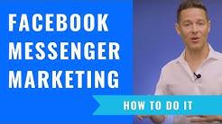 Simple Facebook Messenger Marketing Strategies (That Work)