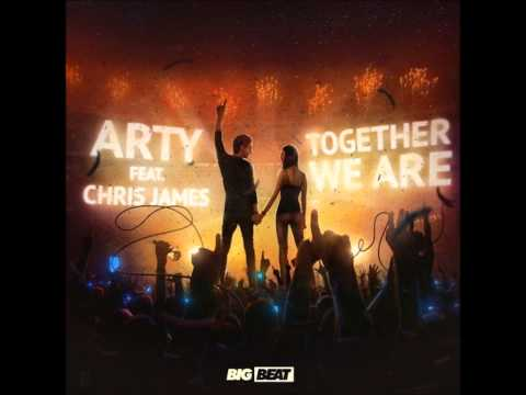 Arty feat. Chris James - Together We Are (Instrumental Mix)