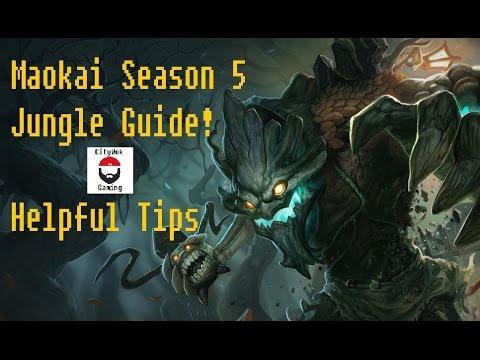 Maokai Season  Build