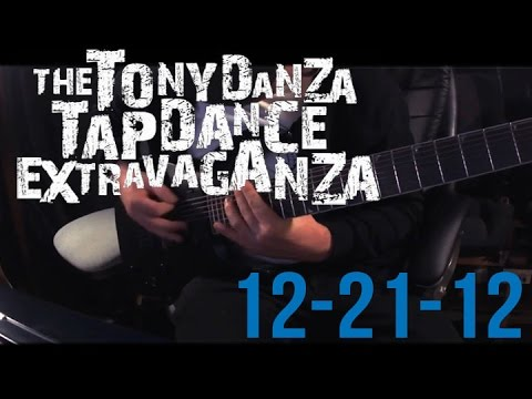 The Tony Danza Tapdance Extravaganza - 12/21/12 (Guitar Cover)