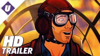Archer: Danger Island - Season 9: Official Trailer (2018)