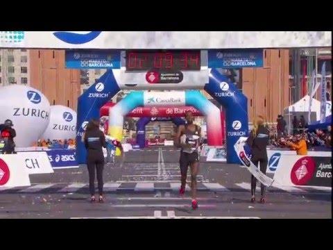 Zurich Maratón Barcelona 2016 (Teledeporte)