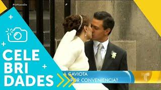 Peña Nieto - Rivera, ¿matrimonio por conveniencia?   Un Nuevo Día   Telemundo