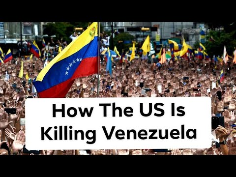 The Race To Kill Venezuela