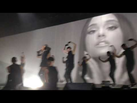 Ariana Grande- Be Alright Opener(MIC FAILS!) Miami 4/14 FRONT ROW