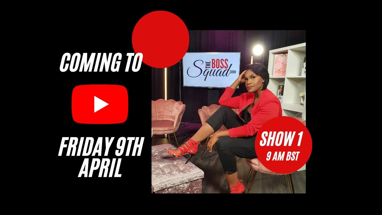 The BossSquad Show | Coming This Friday