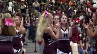 Waller High School Pep Rally