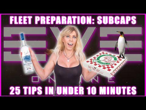 Eve Online: FLEET PREPARATION: Subcaps