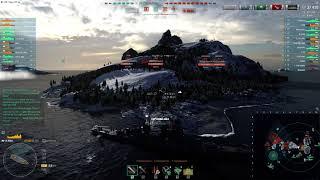 [WOWS] Riga Kraken (2 Blind Kills), Carrying potatoes. -Northern Lights 0.9.8