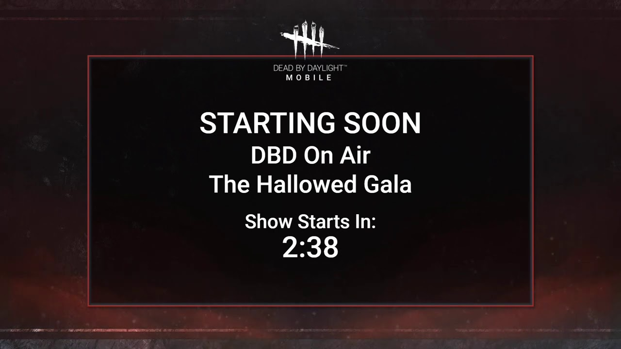 Dead by Daylight Mobile: The Hallowed Gala
