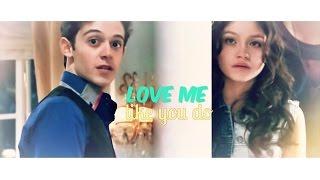 Luna + Matteo    love me like you do #lutteo