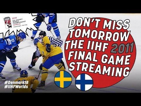 Historic #IIHFWorlds Finals 2011 Teaser - #IIHFWorlds 2018 - 동영상