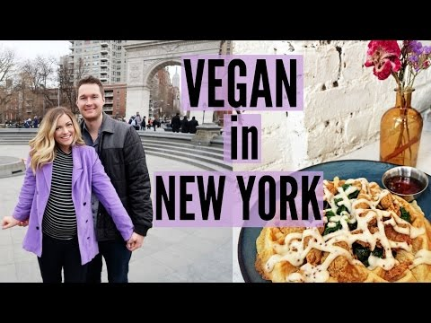 VEGAN IN NEW YORK! Babymoon Vlog Pt 2!