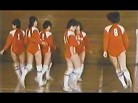 ドラマ 転校少女Y ブルマバレーボール