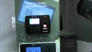 Polimek PDKS Personel Devam Kontrol Sistemi Cihazları Video