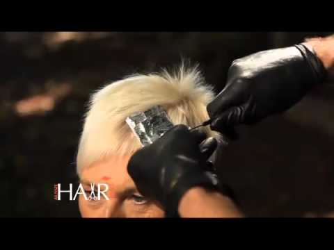 How To Cut Short Hair On Women!! A Trendy, Textured Haircut http://www.aussiehairgur