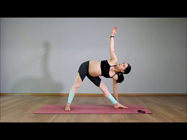 Serap Ayd?n ile Hamile Yogas? Ders-2