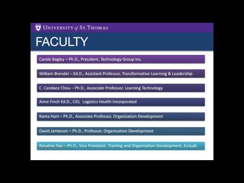 M.A. in Learning, Performance and Technology Information Session
