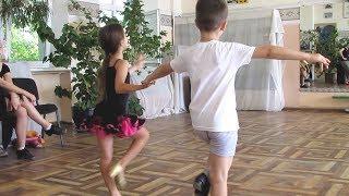 Бальные Танцы. Тренировка. Ballroom Dancing. Dance Club Training.