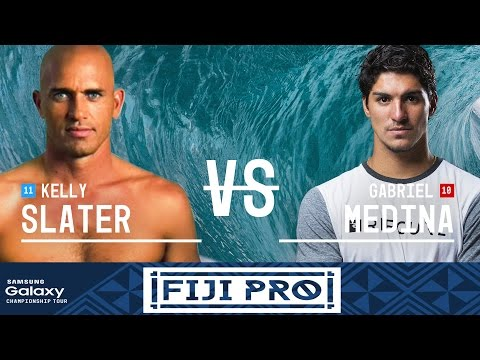 2016 Fiji Pro: Semifinal, Heat 1 Video