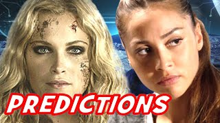 The Arc, Purple Skies & A New Timeline!!! The 100 Season 7 Series Finale Predictions & Theories!!!