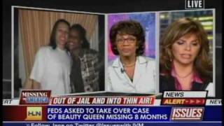 CNN Headline News: Mitrice Richardson Disappearance